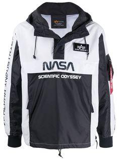 Alpha Industries NASA pullover jacket