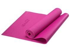 Коврик для йоги Starfit FM-101 PVC 173x61x0.5cm Pink УТ-00008834