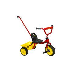 Трехколесный велосипед JAGUAR MS-0569 красный