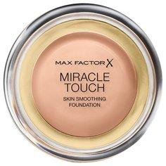 Max Factor Тональный крем Miracle Touch, 11.5 г, оттенок: 55 Blushing Beige