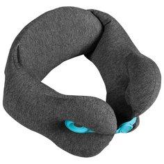 Маска для сна Stride Norwick, голубой/серый
