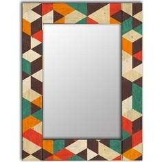 Настенное зеркало Дом Корлеоне Брандо 55x55 см