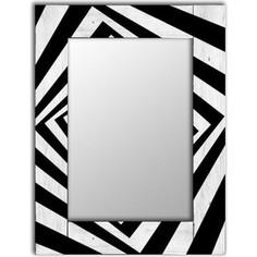 Настенное зеркало Дом Корлеоне Бумеранг 75x110 см