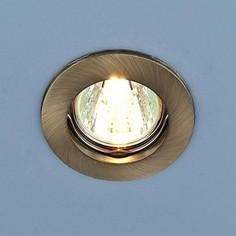 Встраиваемый светильник Elektrostandard 4690389055522