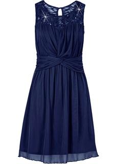 Шифоновое платье Bonprix