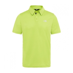 Мужская майка The North Face M TANKEN POLO LIME GREEN T92WAZ6X0 зеленый S