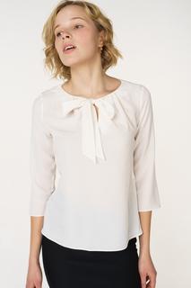 Блуза женская adL 11527538002 белая 42 RU