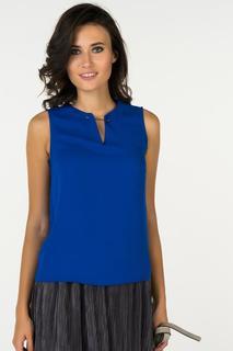 Блуза женская adL 11527931002 синяя XS