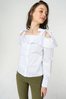 Рубашка женская adL 11533927000 белая XS