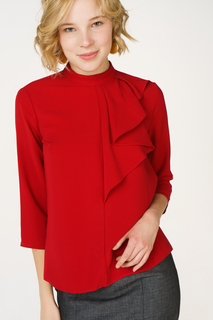 Блуза женская adL 11533120000 красная 40 RU