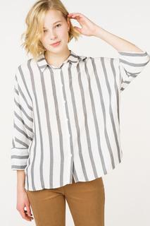 Рубашка женская adL 13026559011 серая M