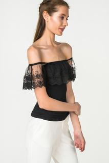 Блуза женская adL 11534596000 черная S