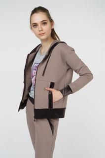 Толстовка женский Grishko AL - 3470 коричневый 42 RU