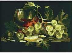 Набор для вышивания РИОЛИС Натюрморт с лимоном, арт.137197