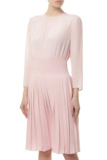 Платье женское PRADA P34M4R1MTBF0E18 розовое 44 IT