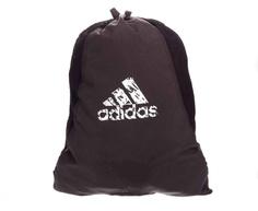 Мешок для обуви и одежды adidas Backpack Laundry Bag черный