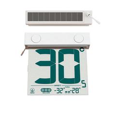 Цифровой термометр на солнечной батарее RST 01388
