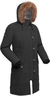 Куртка женская Bask Hatanga V2, черная, 52 RU