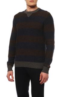 Пуловер мужской Tommy Hilfiger 887820843013 синий L