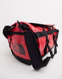 Красная спортивная сумка The North Face Base Camp - 50 л-Красный