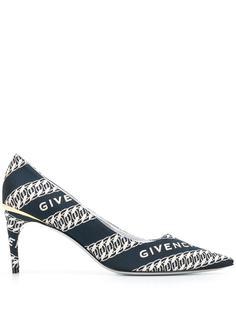 Givenchy туфли-лодочки M-Pump с логотипом