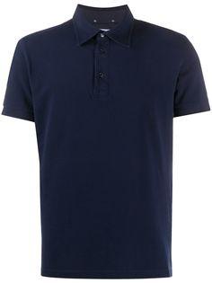 Ballantyne однотонная рубашка-поло