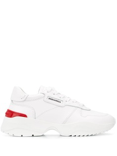 Dsquared2 кроссовки на шнуровке