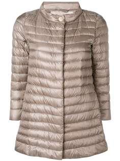 Herno стеганое пальто