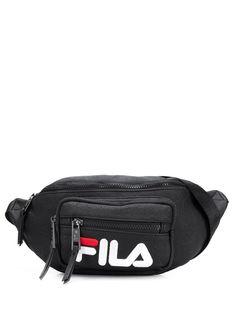 Fila поясная сумка на молнии с логотипом