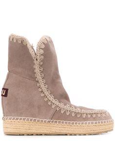 Mou высокие ботинки Eskimo