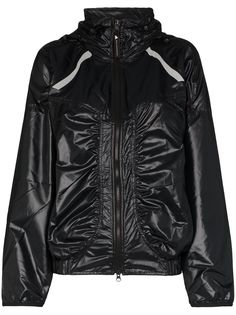 adidas куртка с капюшоном из коллаборации с Stella McCartney