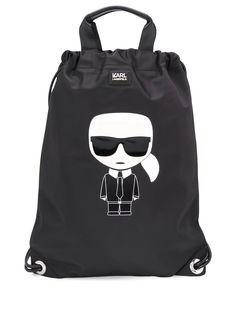 Karl Lagerfeld сумка-тоут Ikonik