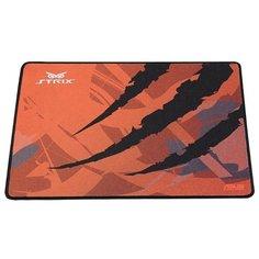 Коврик ASUS Strix Glide Speed оранжевый / черный