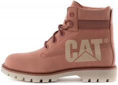 Ботинки женские Caterpillar Lyric Bold, размер 37