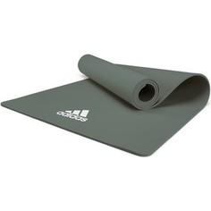 Коврик для йоги Adidas цвет Свежий зеленый ADYG-10100RG