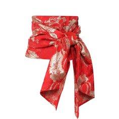 Текстильный пояс Dries Van Noten