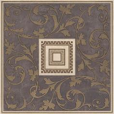 Декор Kerama Marazzi Орсэ ковер центр лаппатированный HGD/A110/SG1596L 40,2х40,2
