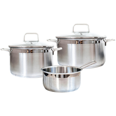 Набор посуды Swiss Diamond Premium Steel 5 предметов