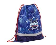 Мешок для обуви ErichKrause® с вентиляцией 500х410мм Hockey