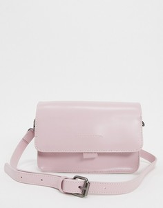 Маленькая сумка с откидным клапаном Claudia Canova-Розовый