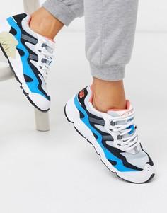 Синие кроссовки New Balance - 850-Синий