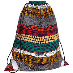 Мешок для обуви Erich Krause Mosaic Strips