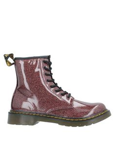 Полусапоги и высокие ботинки Dr. Martens