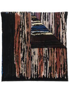 Faliero Sarti шарф с абстрактным принтом