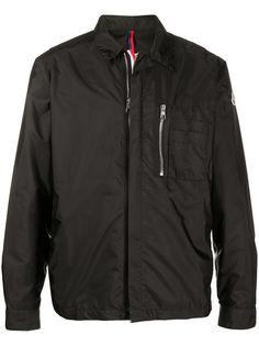 Moncler спортивная куртка на молнии