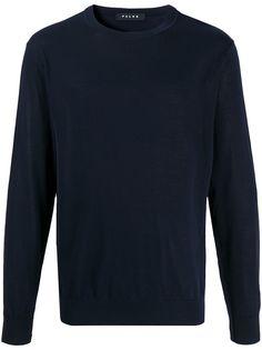 Falke пуловер с круглым вырезом