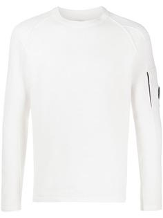 C.P. Company свитер с рукавами реглан