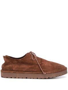 Marsèll туфли на шнуровке