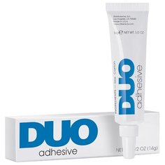 Duo Клей для ресниц Lash Adhesive Clear 14 г White/ Clear