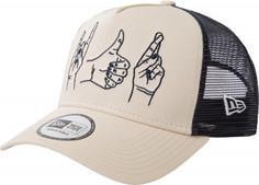 Бейсболка New Era Hand 940